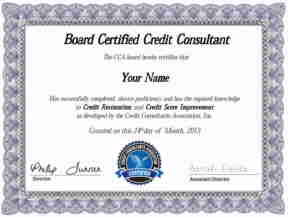 Credit Repair Schools School Courses Course Ccasite